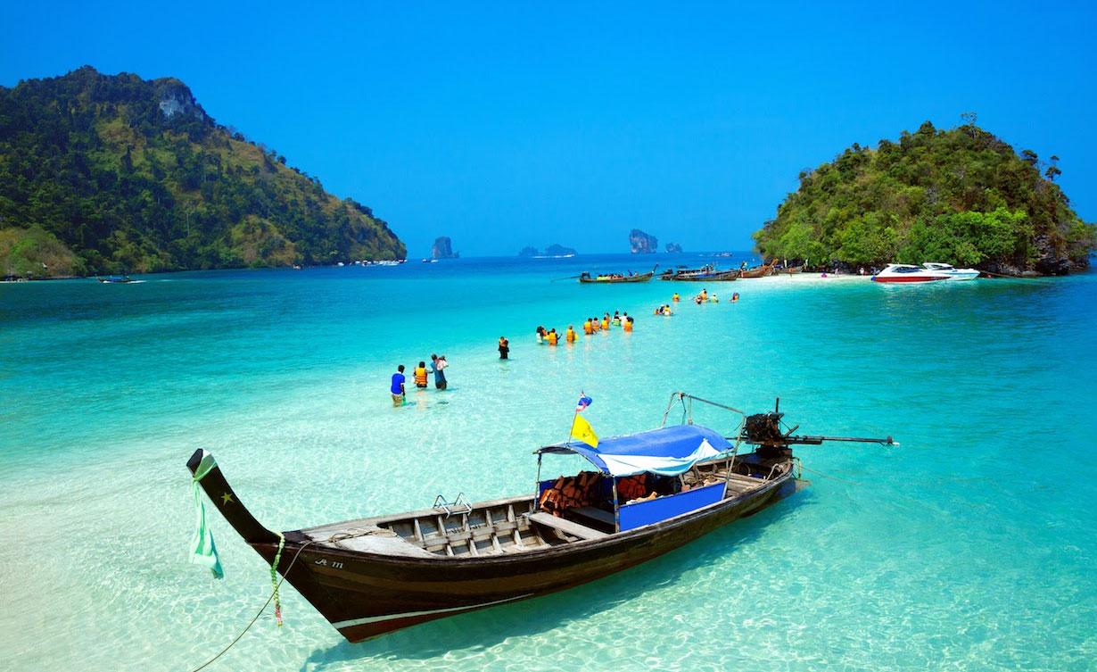 Phuket Island-Boat-Tours