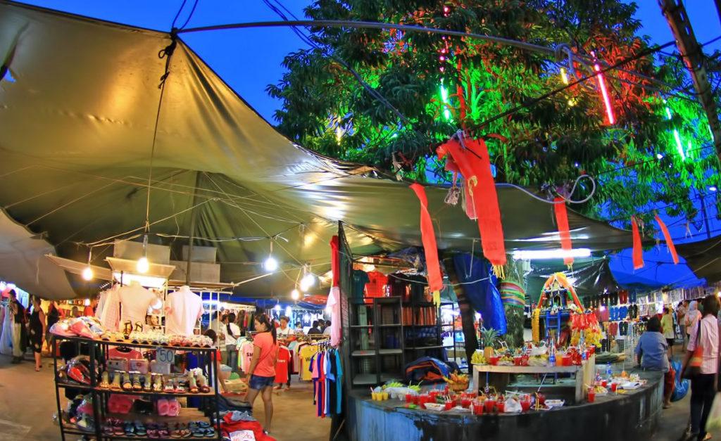 Naka Market Thailand Phuket