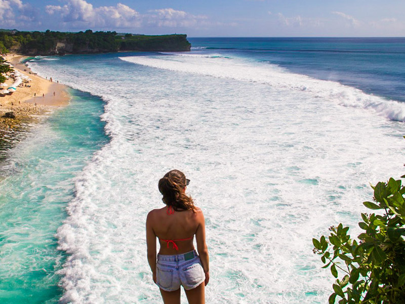 Balangan Beach Top 10 beaches in Bali