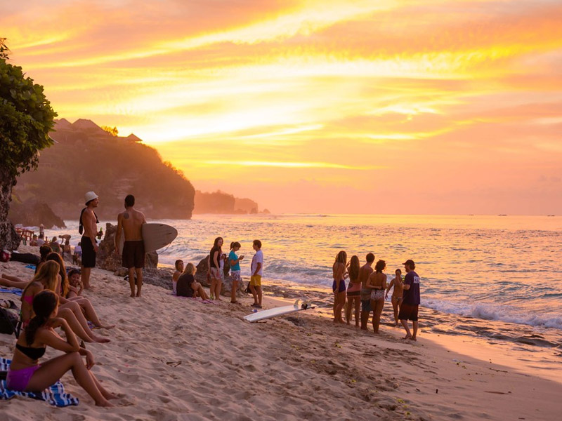 Bingin Beach Top 10 Honeymoon Beaches in Bali