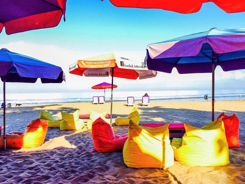Double Six Beach Top 10 Honeymoon Beaches in Bali