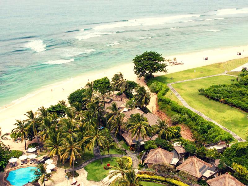 Geger Beach Top 10 Honeymoon Beaches in Bali