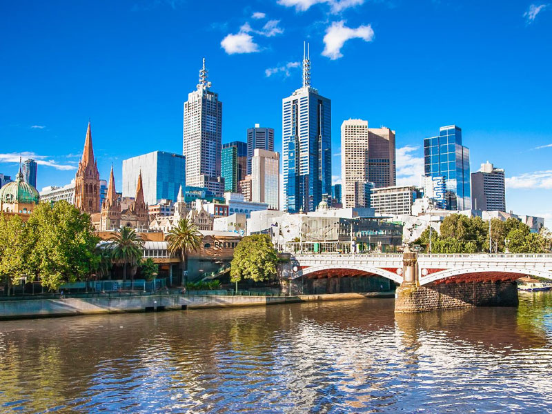 Melbourne Top 10 Honeymoon Destinations in Australia