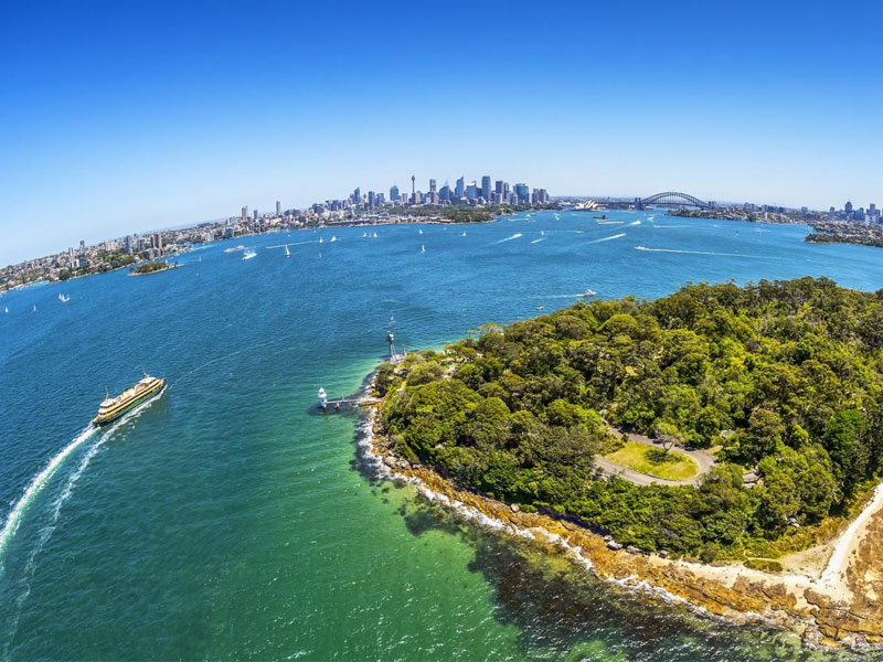 New South Wales Top 10 Honeymoon Destinations in Australia