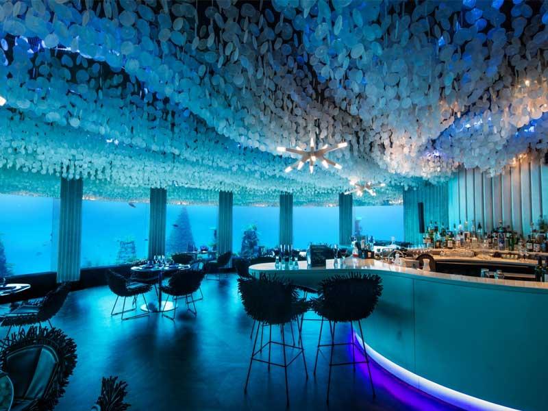 Per aquum the most happening nightclubs in maldives