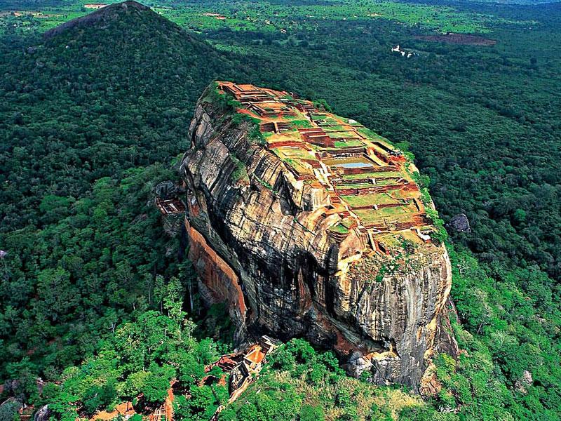 Sigiriya Top 10 places to visit in sri lanka in june