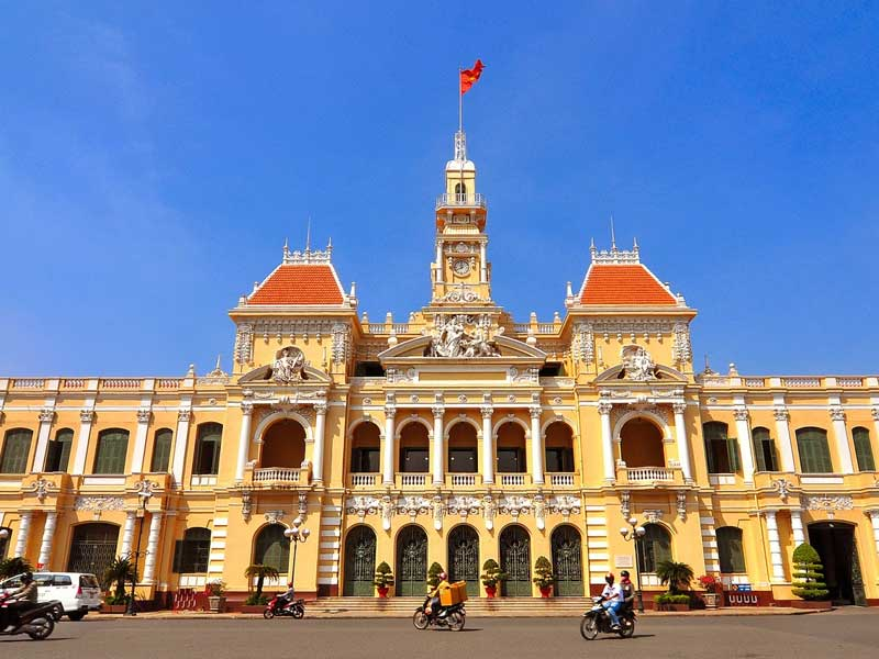 ho chi minh city Best places to see in Vietnam