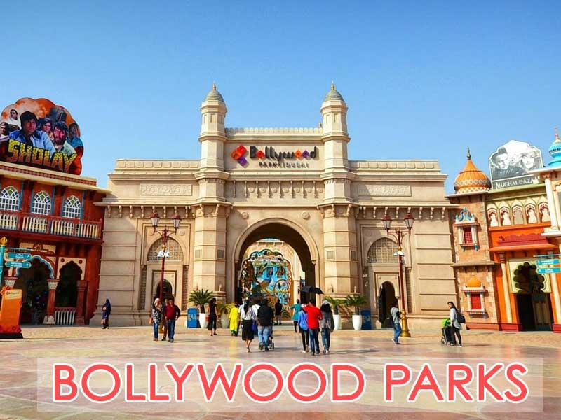 bollywood parks top 10 theme parks in dubai