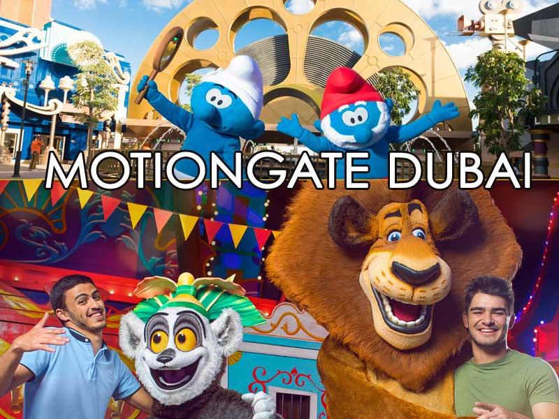 motiongate dubai top 10 theme parks in dubai