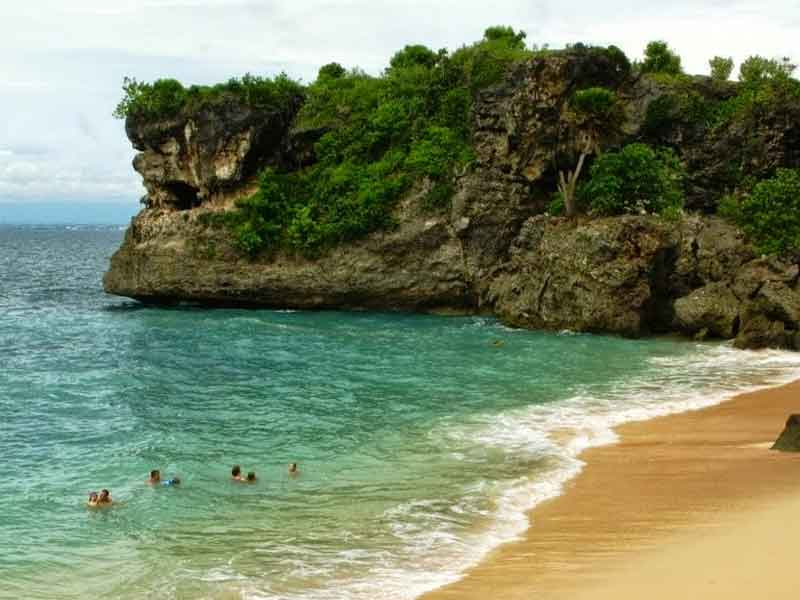 The Hidden Pasir Putih Beach