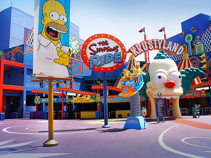 universal studios top 10 theme park in malaysia singapore