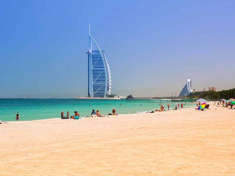 Jumeirah Public Beach Top 15 things to do dubai at night