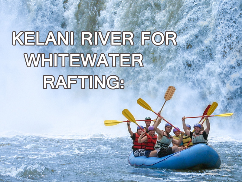 Kelani river for whitewater rafting