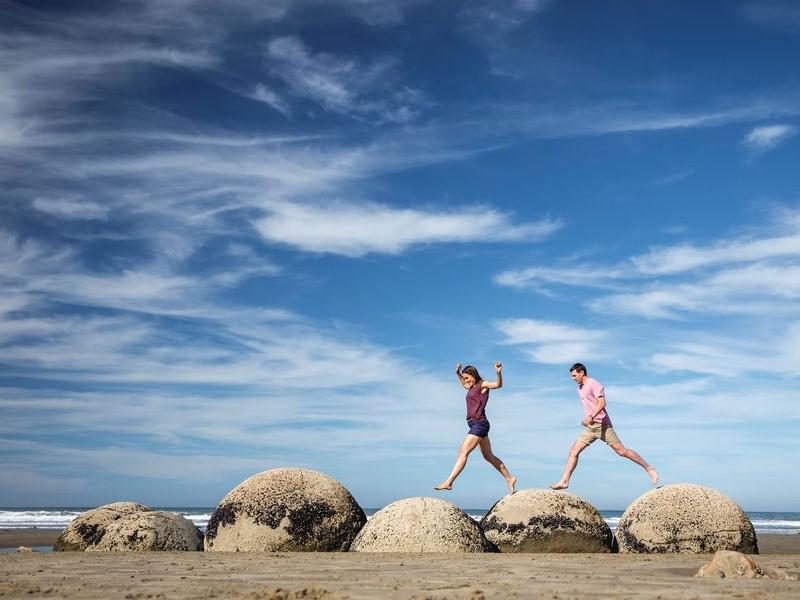 Moeraki Boulders 12 Things to do in New Zealand Island