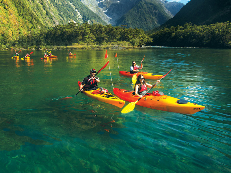 National Park 12 Things to do in New Zealand Island