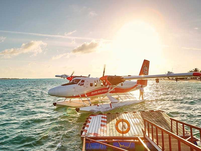 Ride a seaplane