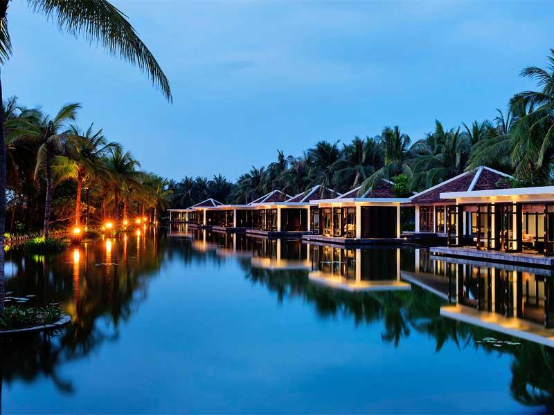 The Nam Hai Hoi An Resort Top Luxury Beach Resorts in Vietnam for Honeymoon Couple