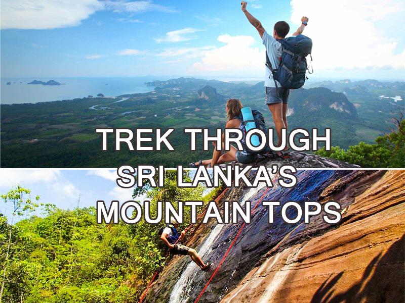 Trek Through Sri Lanka