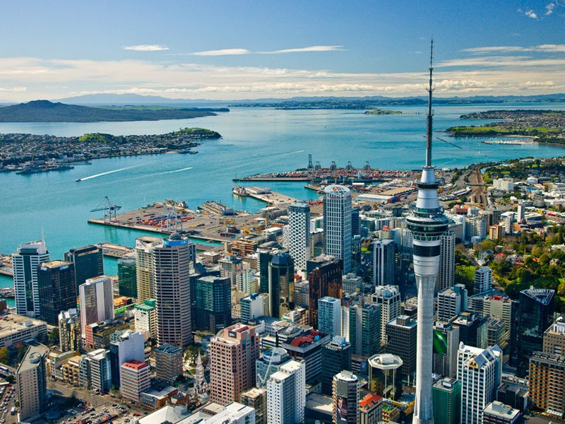 Visit City of Sails 12 Things to do in New Zealand Island