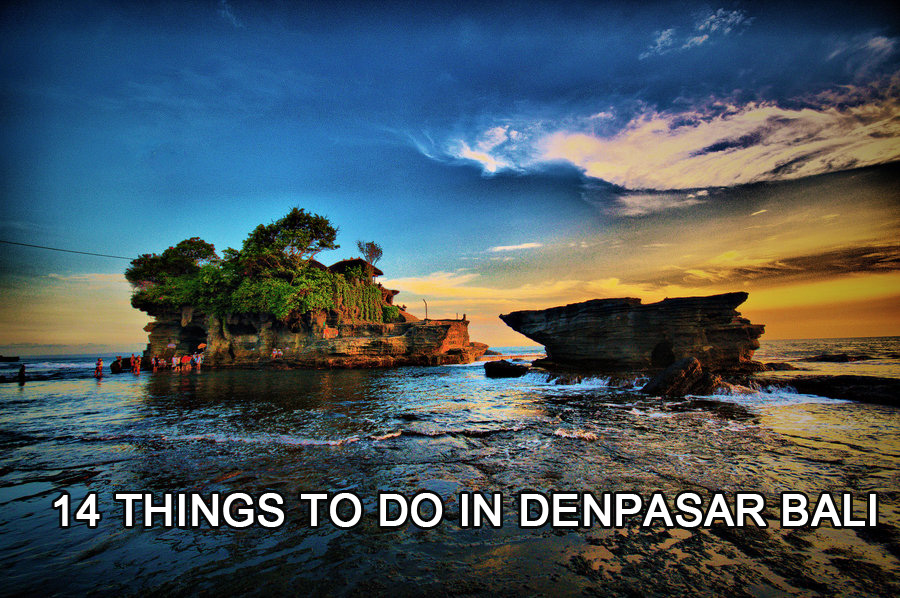 14 Things to do in Denpasar Bali