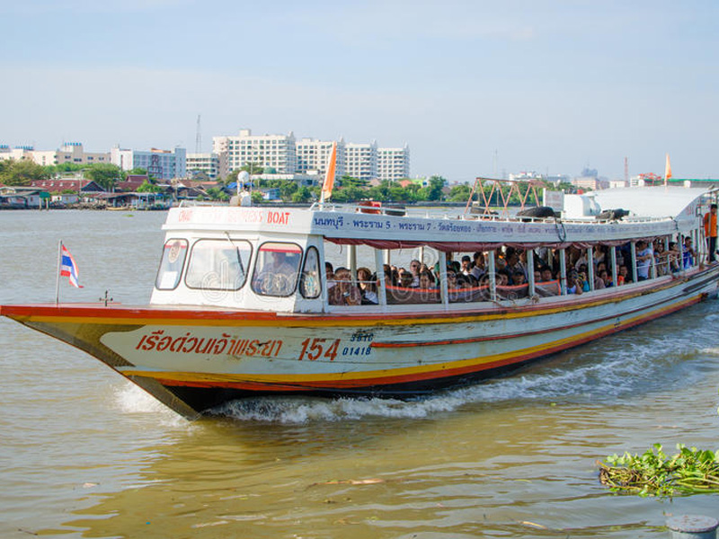 Chao Phray River Top 14 Honeymoon Places in Bangkok Pattaya