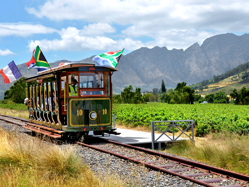 Franschhoek Cape Town Top 14 Honeymoon Destinations in South Africa