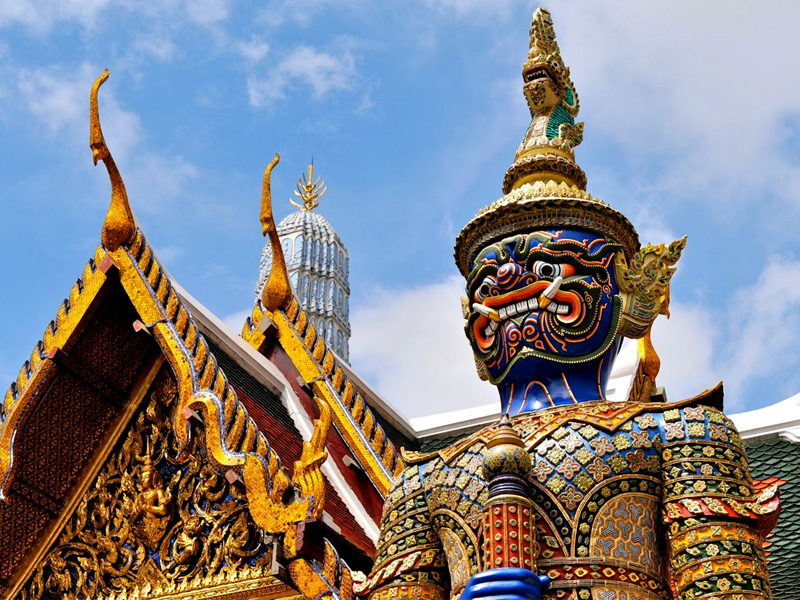 Grand Palace Top 14 Honeymoon Places in Bangkok Pattaya