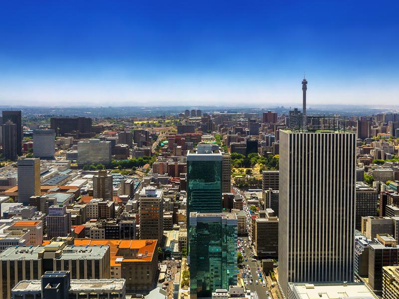 Johannesburg Gauteng Top 14 Honeymoon Destinations in South Africa