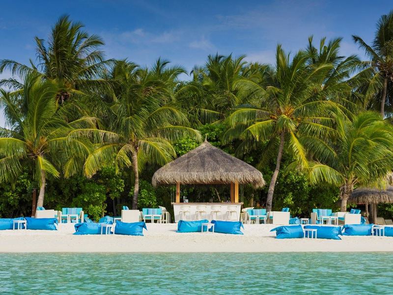 Kurumba beach Top 20 honeymoon beaches in Maldives