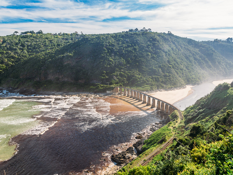 The Garden Route Top 14 Honeymoon Destinations in South Africa