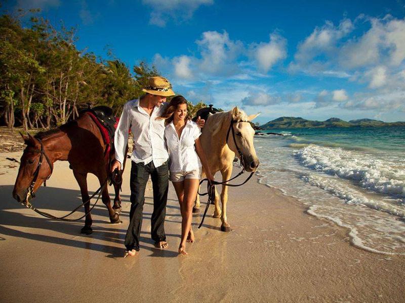 Flic en Flac beach Top 14 best beaches in mauritius