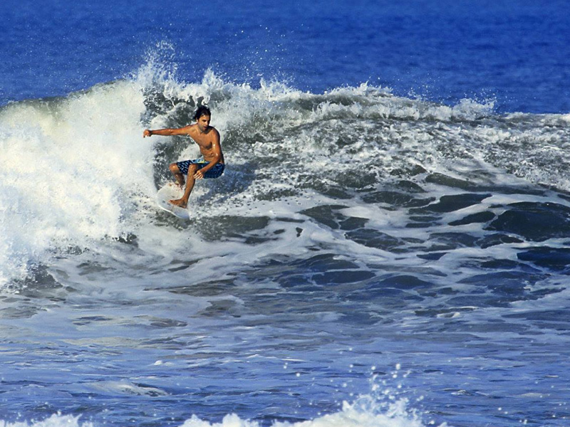 Go surfing at the beach Top 14 Free Things to Do in Kuta Bali indonesia in December