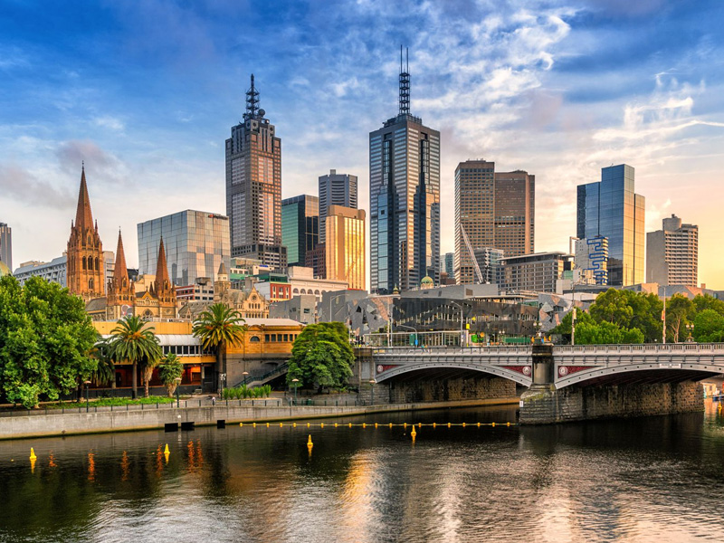 Melbourne Top 12 honeymoon places in australia today