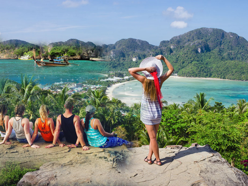 Phi phi Viewpoint top 12 things to do in phi phi island thailand