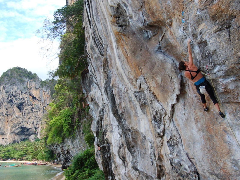 Rock Climbing top 12 things to do in phi phi island thailand