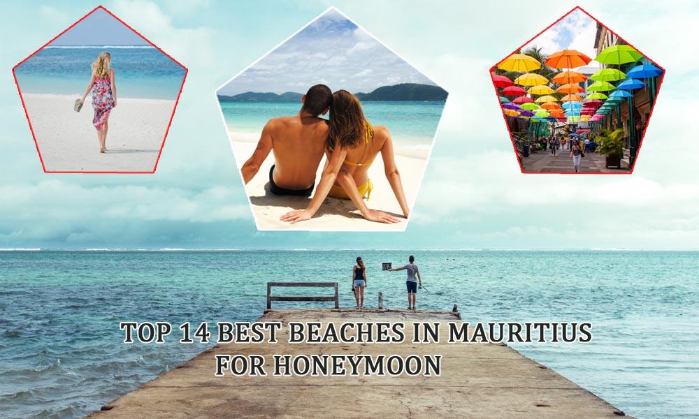 Mauritius Top 14 best beaches in mauritius for honeymoon