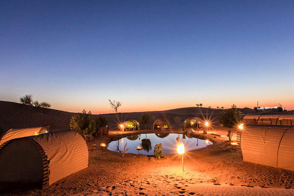 private night safari best romantic places in dubai for couples