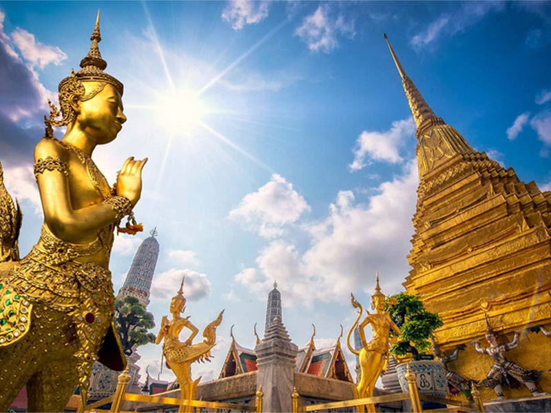 Bangkok 12 lowest international destinations to visit end of the year
