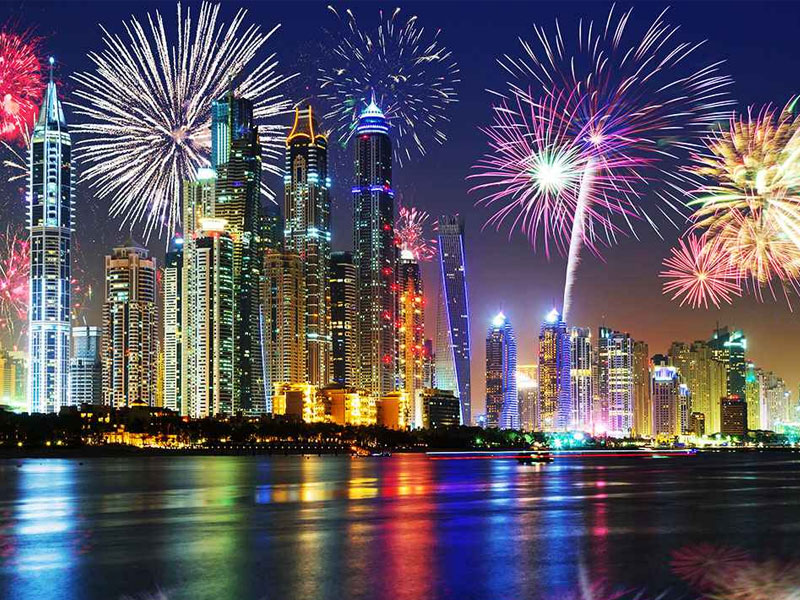 NYE PArties best ways to celebrate new year in dubai