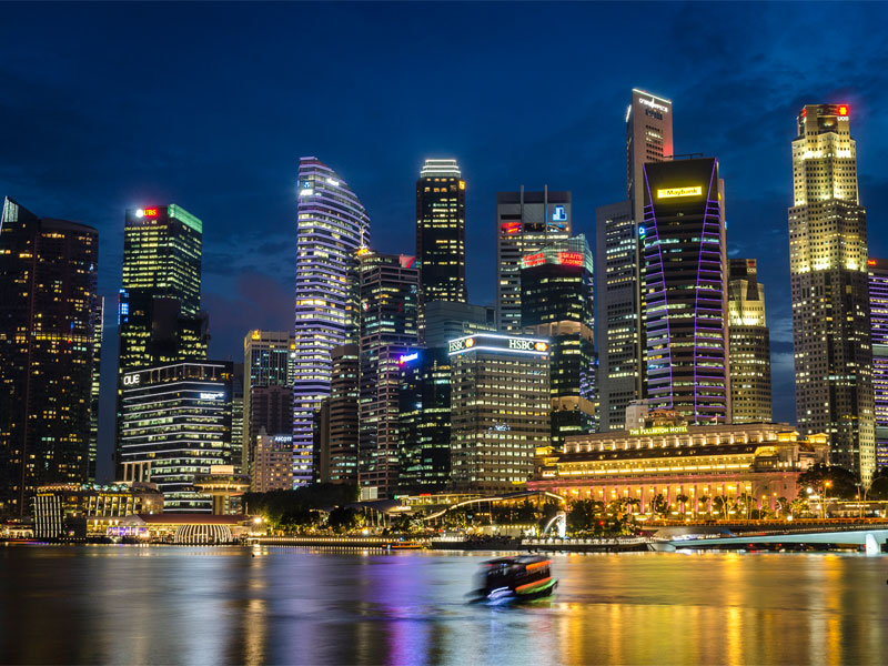 Singapore 12 lowest international destinations to visit end of the year
