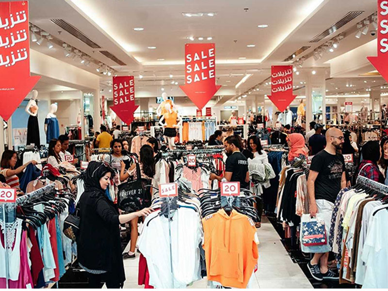 shopping best ways to celebrate new year in dubai