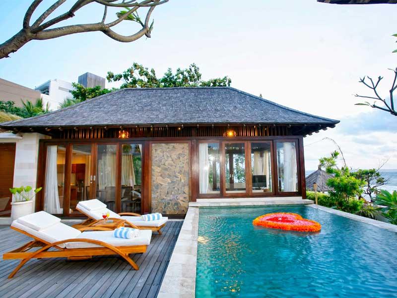Samaja Beachside Villas 10 Romantic Villas in Bali For a Perfect Honeymoon