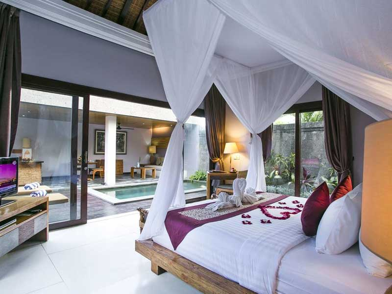The Lokha Umalas Villas  10 Romantic Villas in Bali For a Perfect Honeymoon