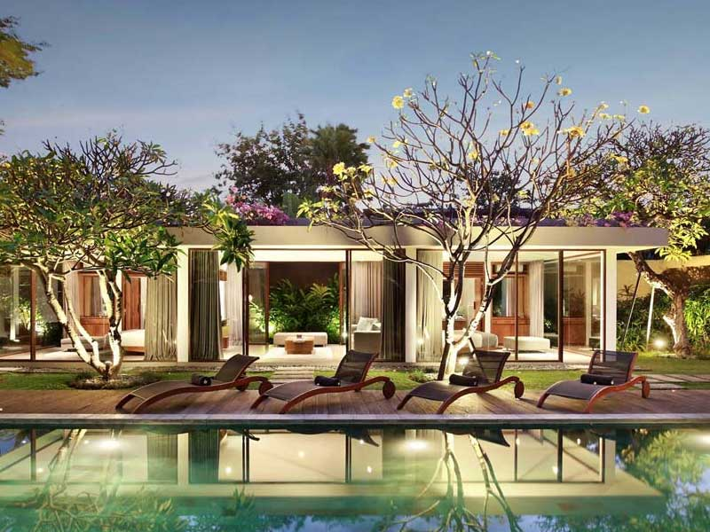 The One Boutique Villa 10 Romantic Villas in Bali For a Perfect Honeymoon