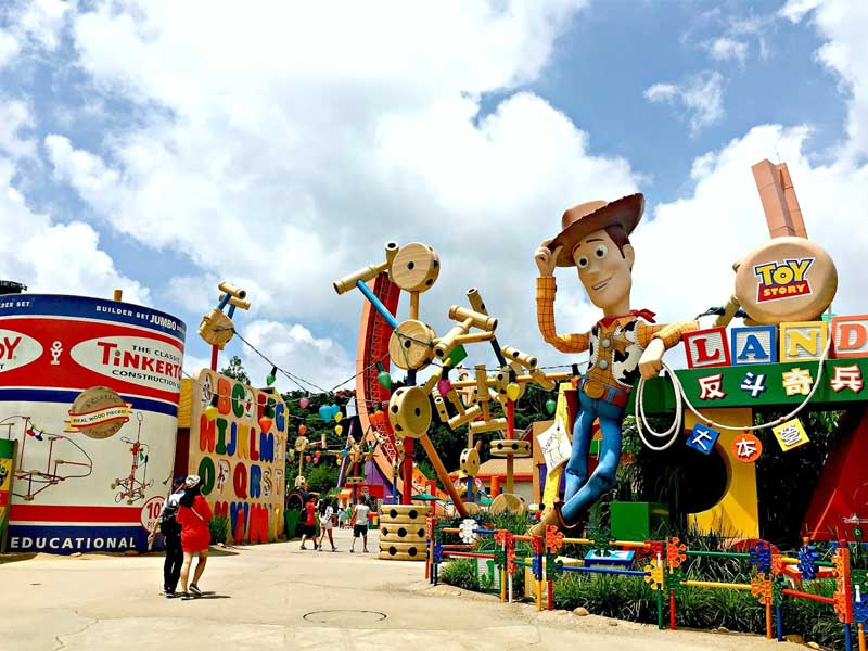 Hong Kong Disneyland Top 10 Family Friendly Destinations In Hong Kong
