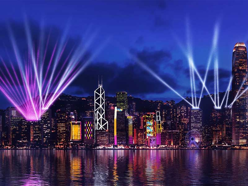 Hong Kong Symphony of Lights Top 10 Family Friendly Destinations In Hong Kong