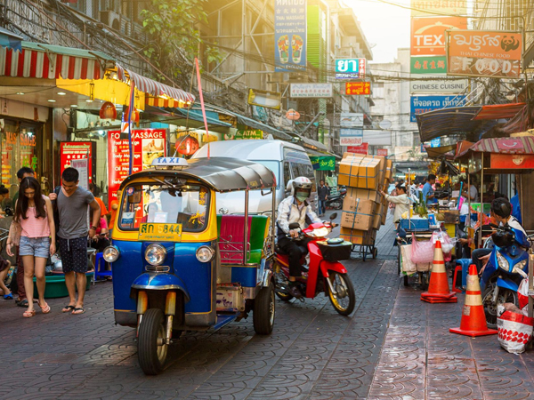 Bangkok Top 15 Holiday Destinations in Asia