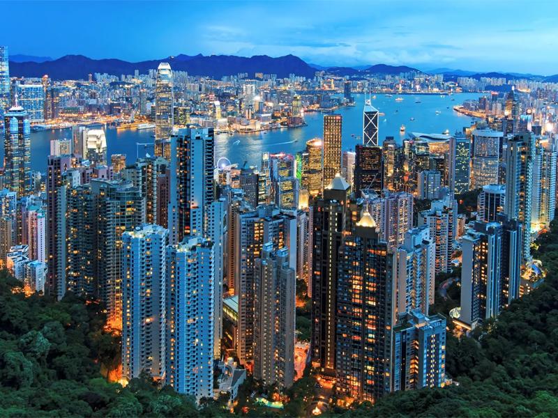 Hong Kong Top 15 Holiday Destinations in Asia