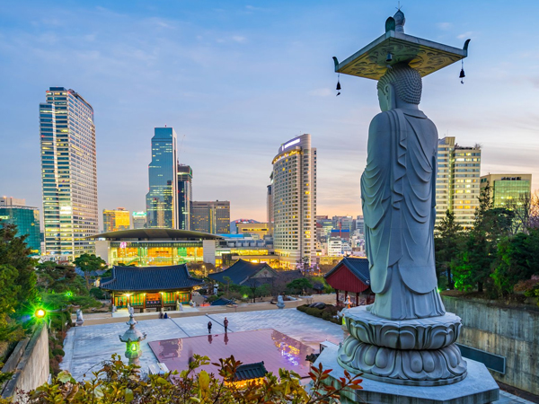 Seoul Top 15 Holiday Destinations in Asia