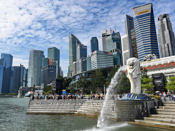 Singapore Top 15 Holiday Destinations in Asia